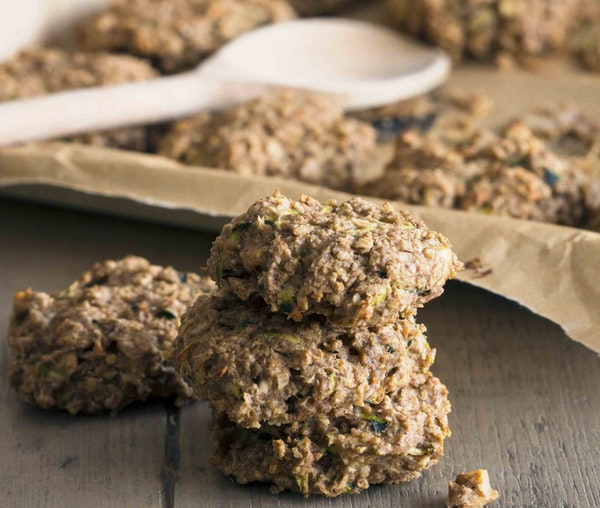 Barfoots Courgette & Apple Cookies by Niki Webster