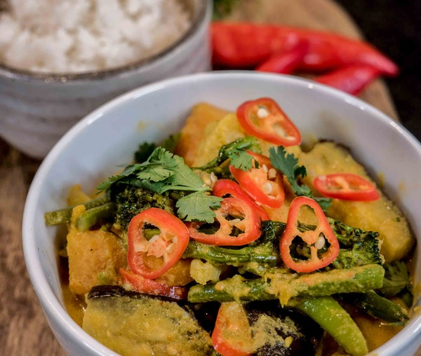 Barfoots Malaysian vegetable curry by May Cee