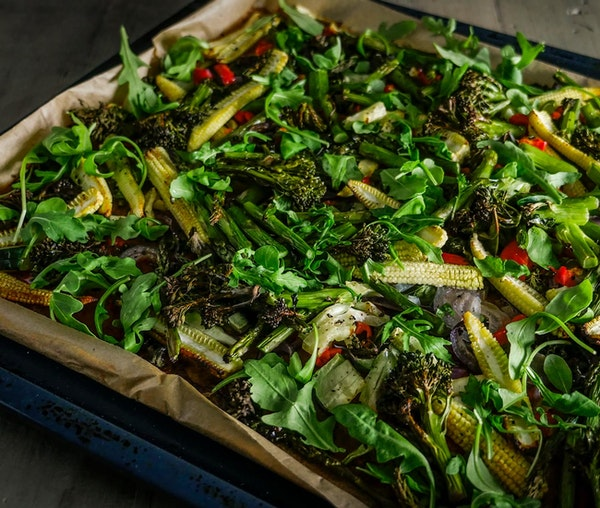Barfoots veggie pizza recipe